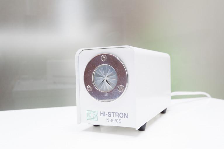 HI-STRON高速殺菌機